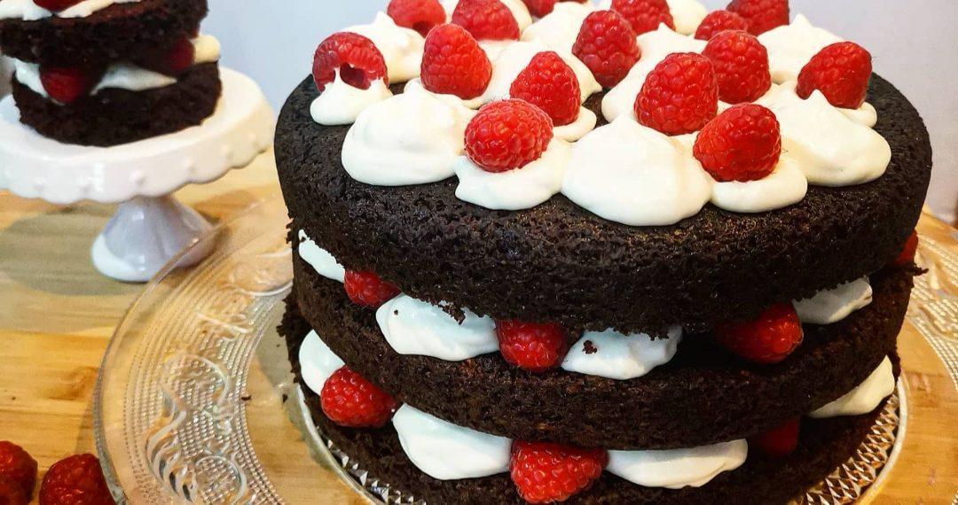 Ricetta Naked cake al grano saraceno   Dolcidee